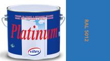 Vitex Platinum lesk RAL 5012 0,75L